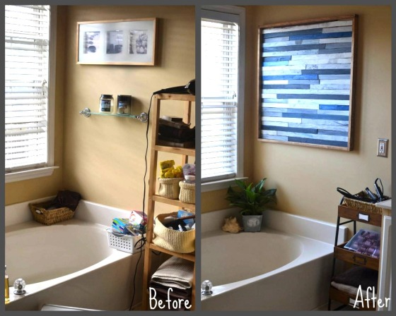 DIY: Master Bathroom Makeover