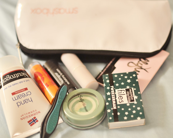 Under the Oaks blog : What's In My Bag