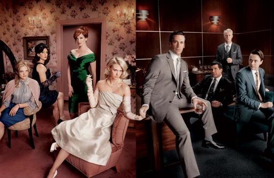 Mad Men - Under the Oaks blog: life lately