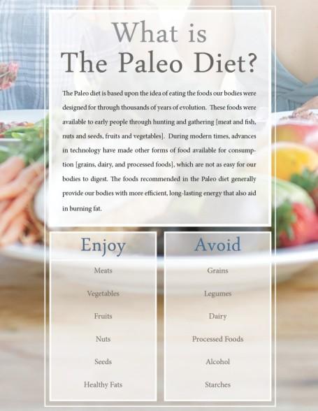 Under the Oaks blog: Thinking about #Paleo