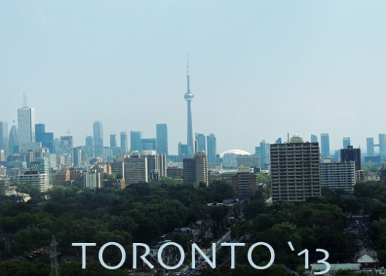 Under the Oaks blog: Reviewing Toronto