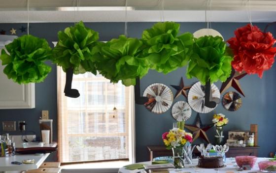 Under the Oaks blog : DIY Hungry Caterpillar