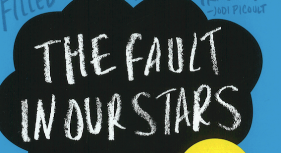 Under the Oaks blog : The Fault in Our Starts Review