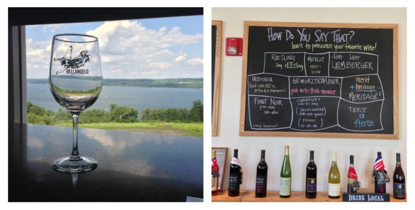 Under the Oaks blog: Upstate New York : Corning + Seneca Lake Wineries #fingerlakeswinecountry #bellangelowinery #foxrunwinery