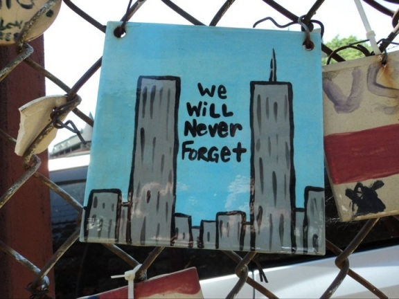 Under the Oaks blog: Remembering September 11 - Have a grateful week.