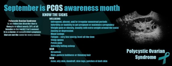 Under the Oaks blog : September is PCOS Awareness Month
