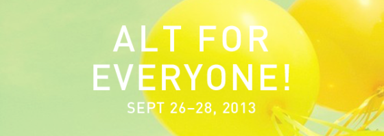 Under the Oaks blog: My Weekend with Alt for Everyone + Coupons!