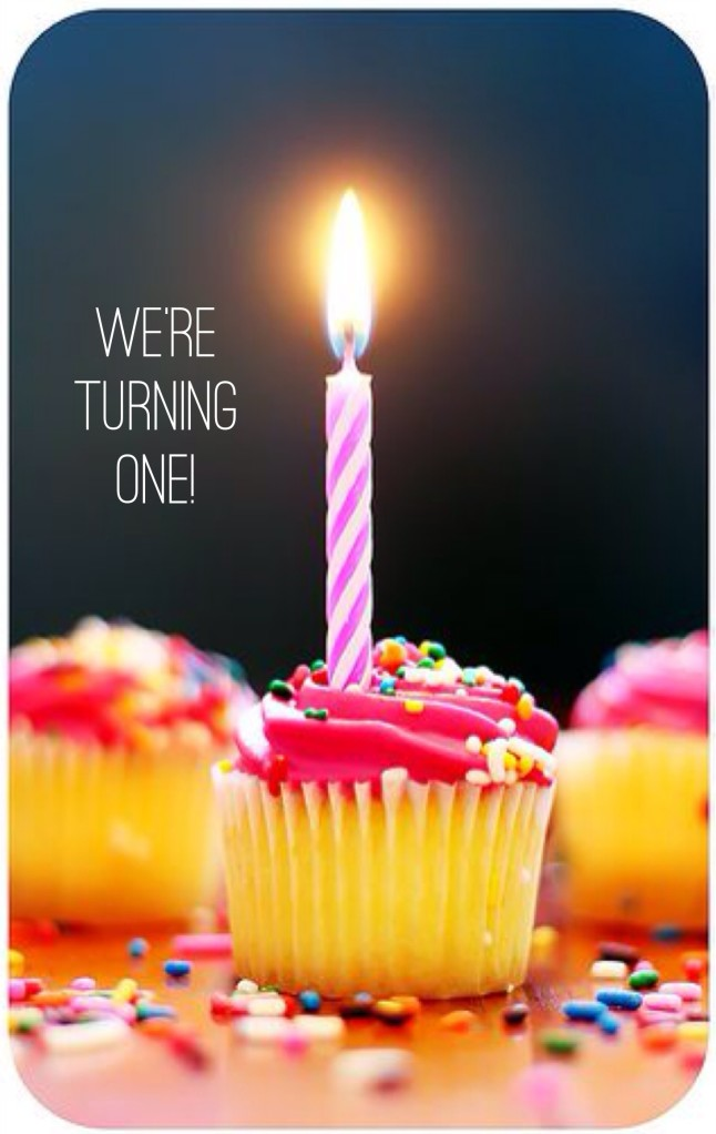 Under the Oaks blog: Have a blogiversary week!