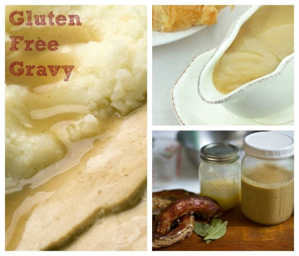 Gluten Free Gravy from Holistic Squid on Under the Oaks blog: Must-Have Paleo Thanksgiving Dishes