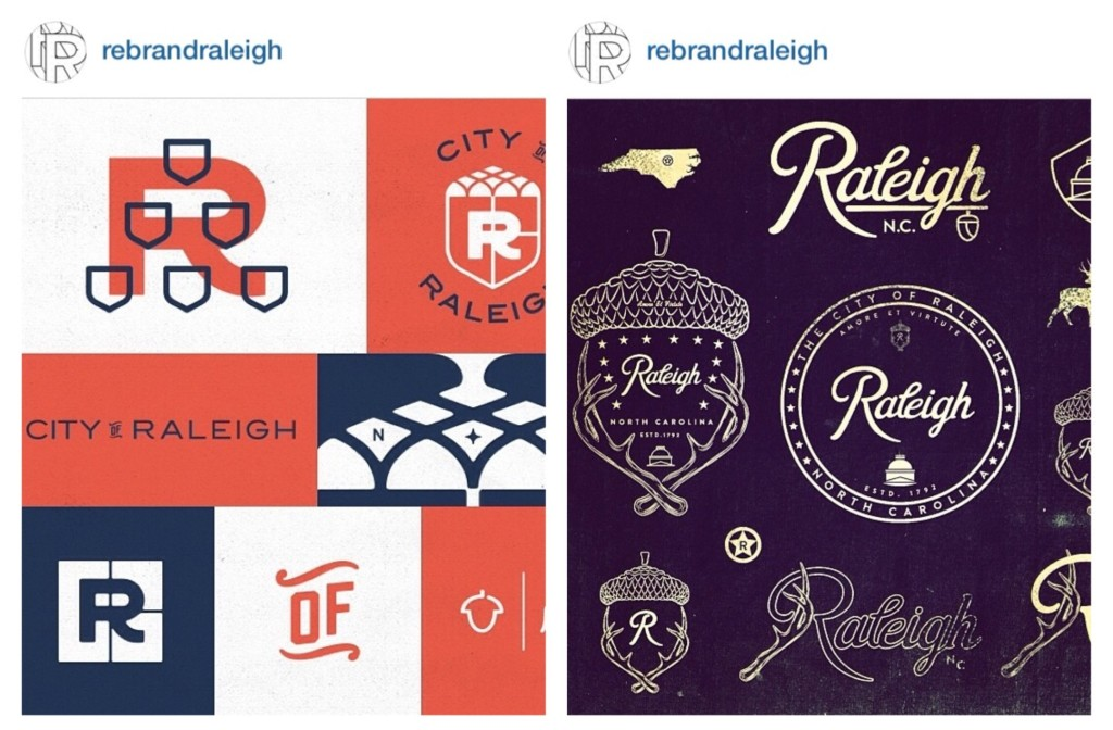 Loving Baldwin&'s Instagram project, Rebrand #Raleigh on Under the Oaks blog: life lately under the oaks
