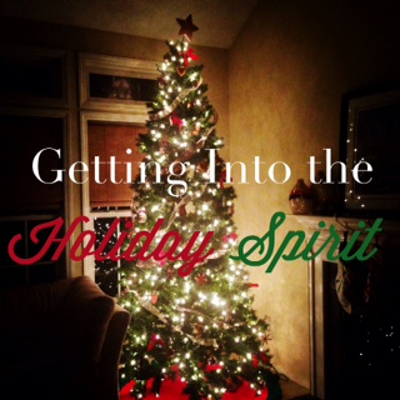 Under the Oaks : Getting Into the Holiday Spirit