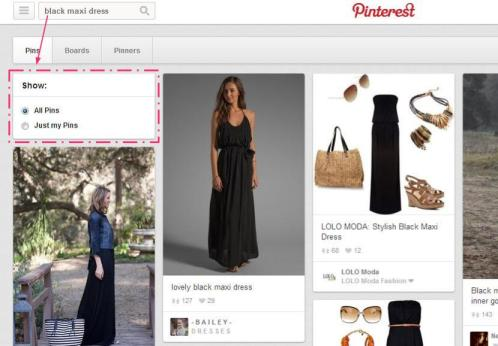 PinterestSearch