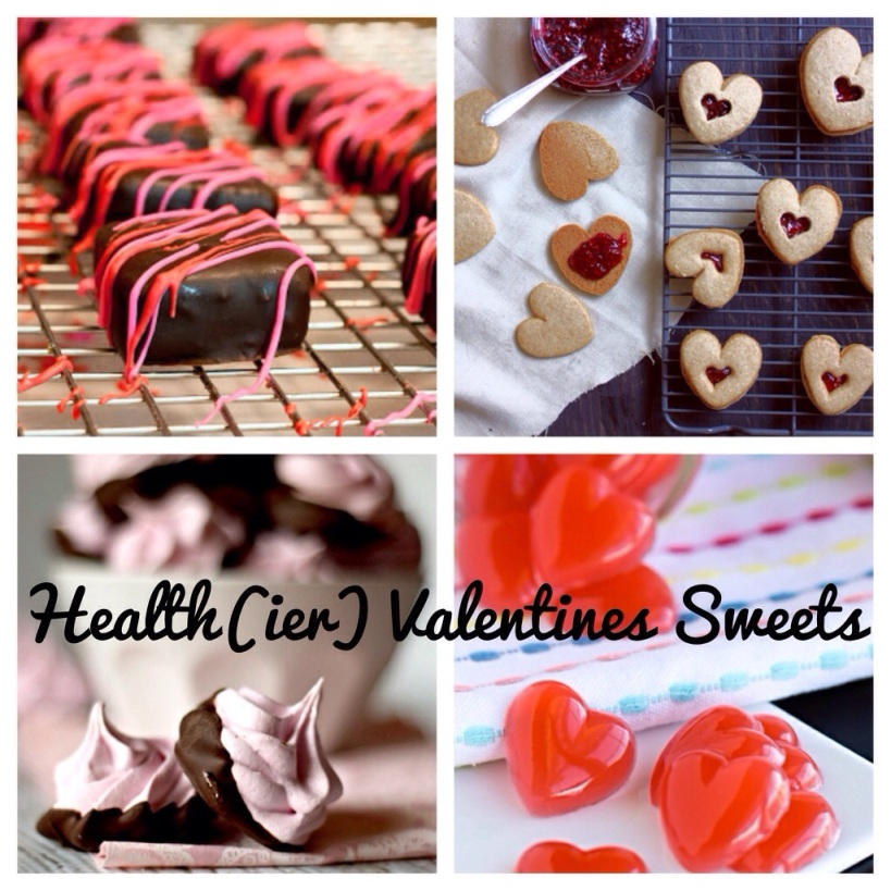 Under the Oaks : Health(ier) Valentines Sweets