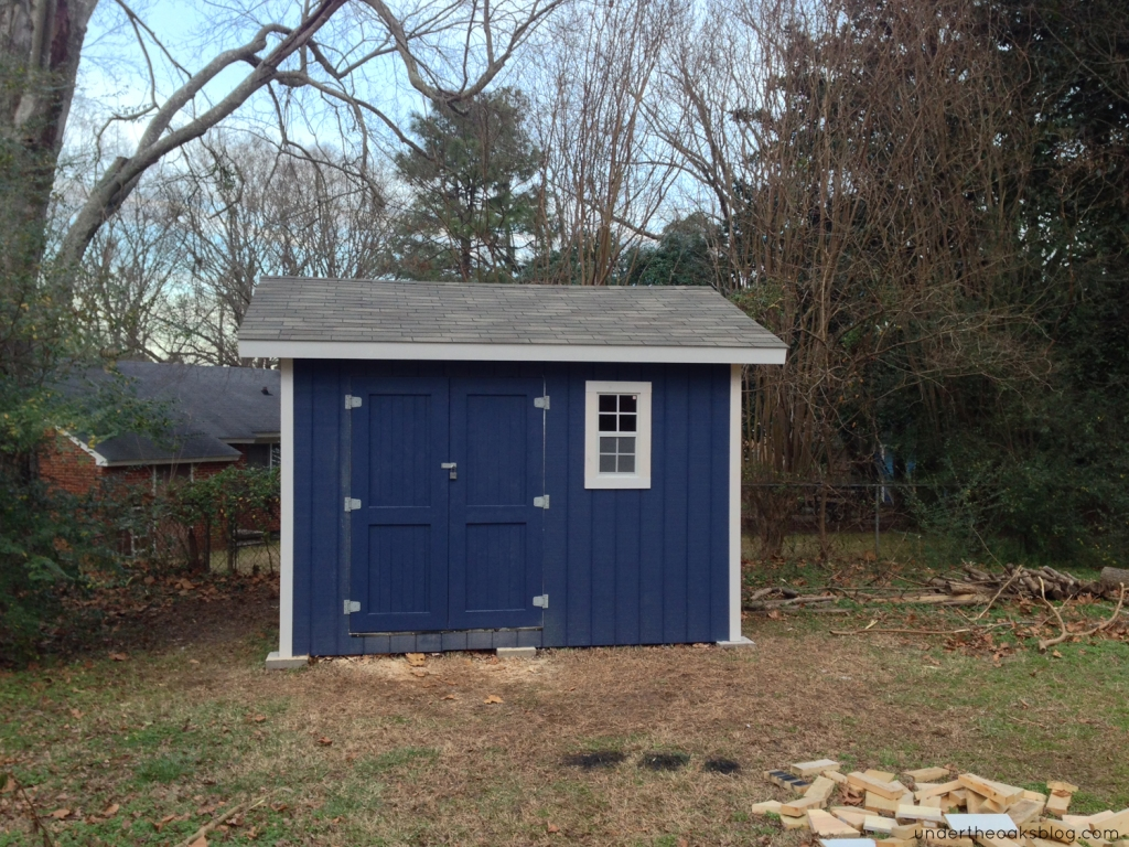 Under the Oaks blog: Renovation Reality: The Bedrooms #home #remodel #shed