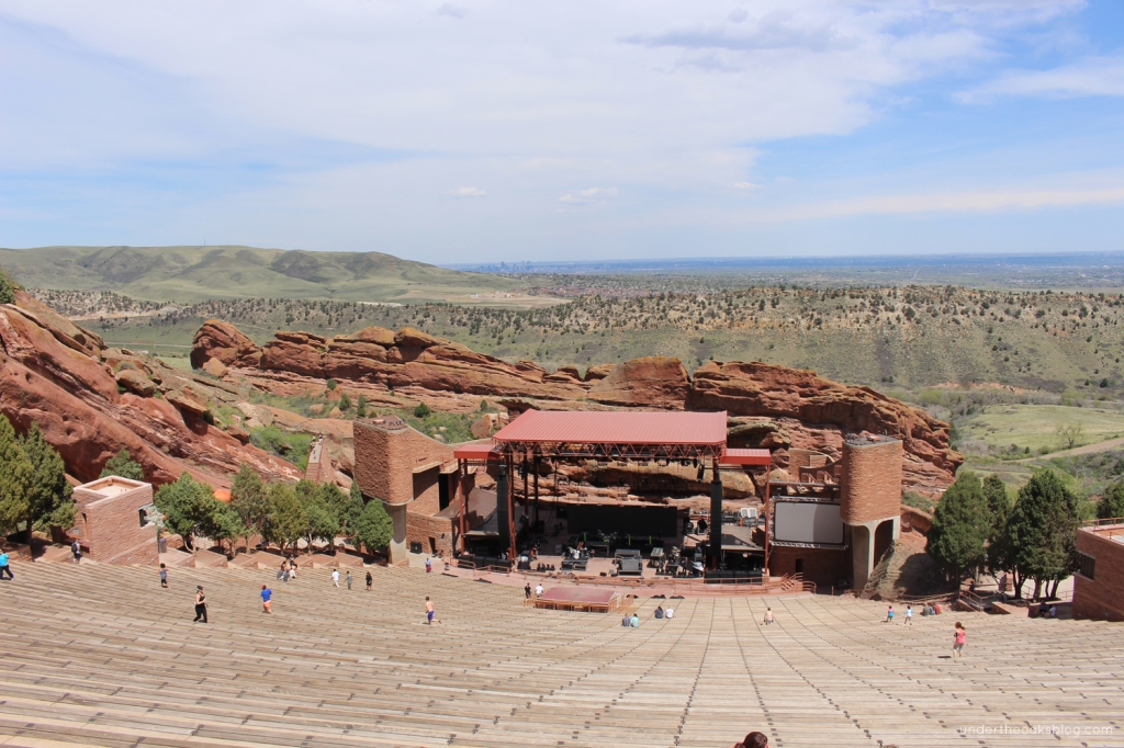 Under the Oaks blog: Hello #Denver: Mile-High Recap Pt. 1 #RedRocks #Colorado