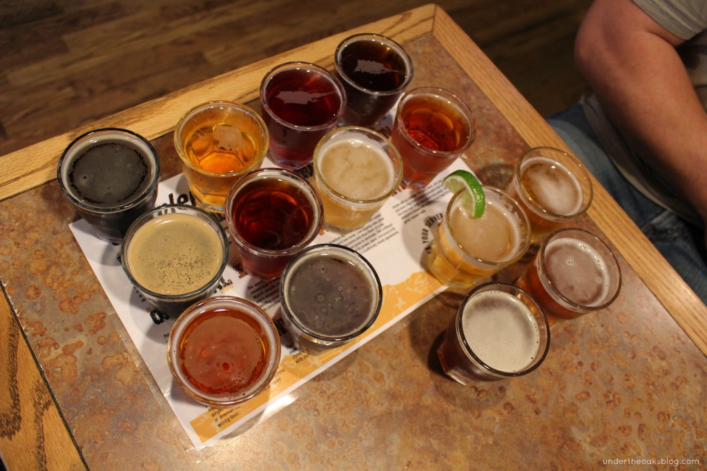 Under the Oaks blog: Beyond #Denver: Mile-High Recap Pt. 2 #RockyMountains #IdahoFalls #TommyknockerBrewery #colorado #travel #craftbeer #beer