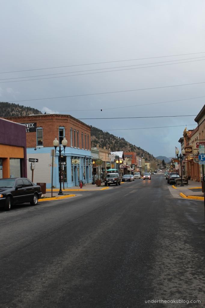 Under the Oaks blog: Beyond #Denver: Mile-High Recap Pt. 2 #RockyMountains #IdahoFalls #TommyknockerBrewery #colorado #travel