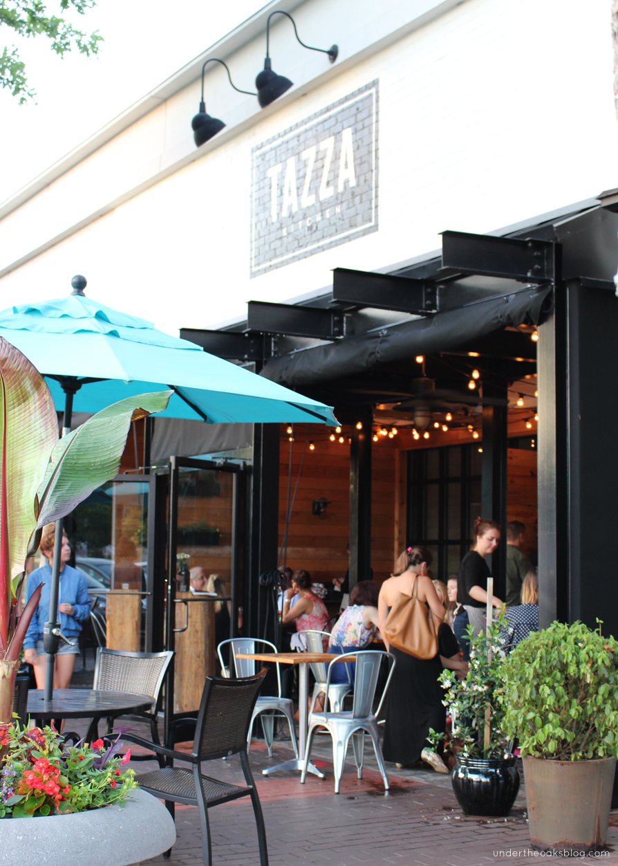 raleigh reviews: tazza kitchen in cameron village | under the oaks