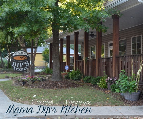 Under the Oaks blog: Chapel Hill Reviews: Mama Dip's Kitchen #restaurantreview