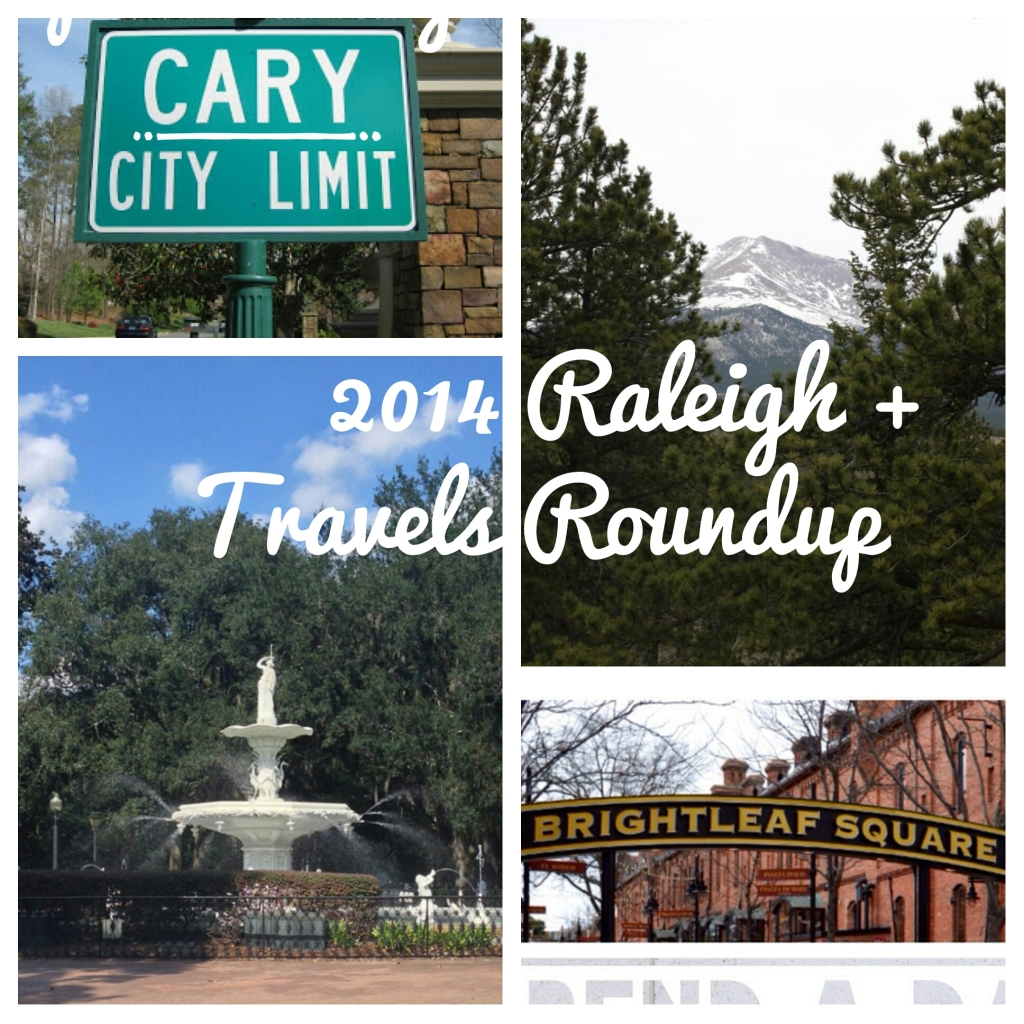 2014 RaleighTravel Roundup