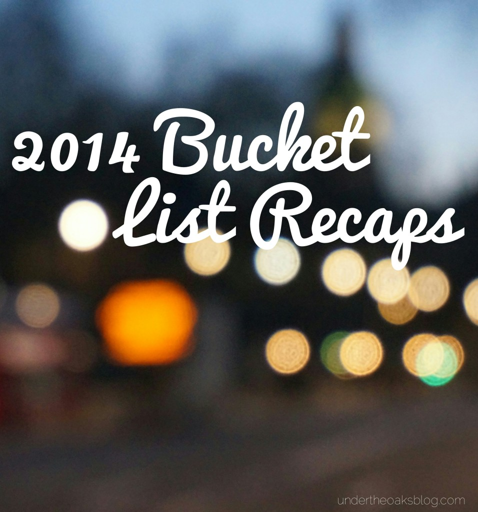 bucketlistrecaps